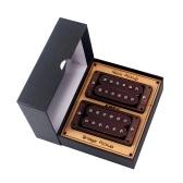 2 unidades / conjunto de captadores Humbucker selados de guitarra