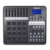 PANDA200 Portable USB MIDI Pad Controller 16 Drum Pads mit USB-Kabel