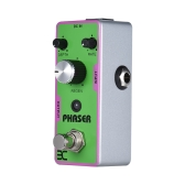 ENO EX TC-42 Guitarra eléctrica Phaser Phase Effect Pedal Full Metal Shell True Bypass