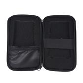 10 chiavi / 17 chiavi Kalimba Case Thumb Piano Mbira Box Bag Resistente agli urti resistente all