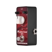 Mighty Sound M7 Kompressor Compress Gitarreneffektpedal Full Metal Shell True Bypass
