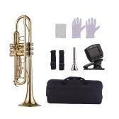 Tromba in ottone standard in ottone