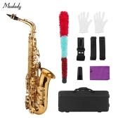 Muslady Golden Eb Saxofón Alto