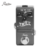Rowin LN-327 Nano Trill Pedal Tremolo Effect Pedal for Guitar