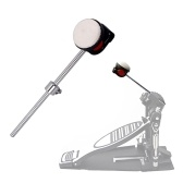 Percussion Hammer Drum Stick Bass Drum Beater Hammer Silicone Head
