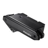 FlatsonsFLP3ギターピックアップセットデュアルピックアップシステムアコースティックフォークギター用固定ネジ付きレコードピック内蔵
