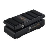 Caline CP-31 HOT Spice Black Wah Volume Pedał efektów True Bypass Full Metal Shell