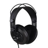SAMSON SR850 Profesjonalne studio referencyjne Monitorowanie słuchawek Dynamiczny zestaw słuchawkowy Półotwarta konstrukcja do rejestrowania monitoringu Muzyka Docenia grę Grając DJ