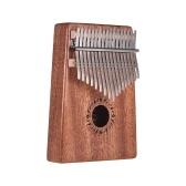 GECKO K17M 17鍵Kalimba Thumbピアノ