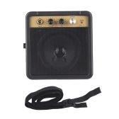 Amplificador de guitarra mini amplificador de altavoz