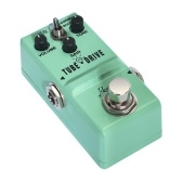 Rowin LN-328 Nano Series Tube Distortion Guitar Effect Pedal True Bypass Aluminum Alloy Shell