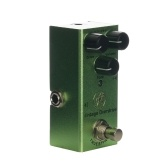 Vintage Overdrive Effect Pedal for Electric Guitars