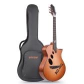 ammoon GM-2 40-дюймовая акустическая народная гитара