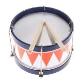 Bunte Kinder Kids Kleinkind Drum musikalische Spielzeug Percussion-Instrument mit Trommel Stöcke Riemen
