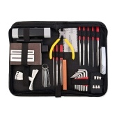Professional Guitar Repairing Tool Set Electric Bass Maintenance Kit Guitars Caring Tools