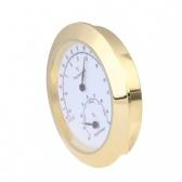 Round Thermometer Hygrometer Humidity Temperature Meter