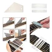 Набор инструментов для ухода за гитарой, набор инструментов для ремонта, Luthier, набор инструментов для обслуживания