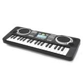 Piano eléctrico Regalo para niños Teclado eléctrico Piano Música digital portátil Teclado electrónico Juguete de aprendizaje musical
