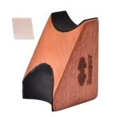 Soporte de reposacabezas de guitarra 2 en 1 Herramienta de configuración de luthier de guitarra eléctrica y acústica y bajo