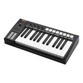 Портативный USB-контроллер MIDI-контроллера WORLDE Blue whale 25