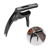 Orphee Q5 3-in-1 Multi-functional Guitar Capo Aluminum Alloy