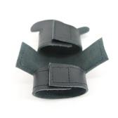 Protector de válvula de trompeta Accesorios de protector de válvula de trompeta de cuero PU