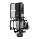 TAKSTAR PC-K850 Microfono con registrazione per indirizzo laterale Microfono a condensatore con segnale cardioide