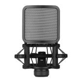 Пластиковый микрофонный амортизатор Антивибрационная подставка для микрофона