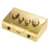 Karaoke Sound Mixer Podwójne wejścia mikrofonowe z kablem