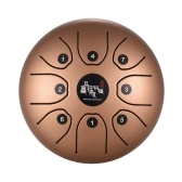 5.5 Inch Mini 8-Tone Steel Tongue Drum