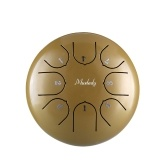 Muslady 6 Inch Mini Steel Tongue Drum