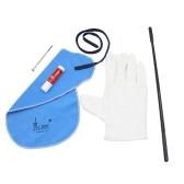 Zestaw do czyszczenia fletów Zestaw do czyszczenia rękawiczek do czyszczenia rękawiczek do czyszczenia kleju