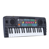 37 Keys Multifunctional Mini Electronic Keyboard Music Toy  for Beginners