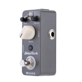 Mooer Shim Verb Micro Mini Digital Reverb Effect Pedal for Electric Guitar True Bypass
