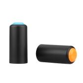 ShurePGX無線ハンドヘルドマイク用のキャップカップカバー 2色のバッテリーネジキャップ