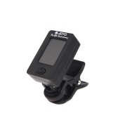 JOYO JT-01 Mini Digital LCD Clip-on Tuner for Chromatic Guitar Bass Violin Ukulele C Ukulele D