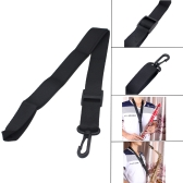 Adjustable Saxophone Sax Clarinet Neck Strap with Hook Clasp