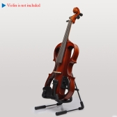 Portable Folding A-Frame Musical instrument Display Stand Holder for Ukulele / Violin / Mandolin / Guitar