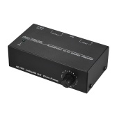 Audiophile M/M Phono Preamp Preamplifier with Level Controls RCA Input & Output Interfaces