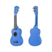 21-calowy kolorowy akustyczny sopranowy ukulele