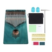 17-key Kalimba Portable Thumb Piano