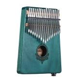 17-key Kalimba Portable Thumb Piano