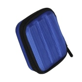 10-Loch Mundharmonika Mundharmonika Box Tasche Wasserfest stoßfest für die Aufbewahrung von 3er Mundharmonikas