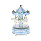 Merry-Go-Round Carousel Carillon Melody classico Compleanno Christmas Festival Musical Gift for Children Bambini