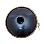 10 notes handpan main pan main tambour instrument de percussion cadeau musical