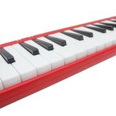 37 Klavier-Schlüssel Melodica Pianica Musikinstrument mit Tragetasche für Studenten Anfänger Kinder