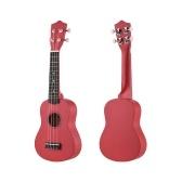 21 Inch Colored Acoustic Soprano Ukulele