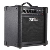 "GM-515 Professional 3-Band EQ 15W Electric Guitar Amplifier Amp Distortion with 6.5"" Speaker"