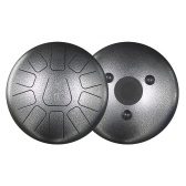 10 Zoll Steel Tongue Drum Handpan Drum Handtrommel