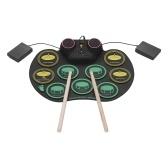 Kit tamburo in silicone per strumenti a percussione